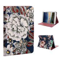广州7.9寸iPad mini保护套彩色翻盖式棉布苹果保护壳厂家订制