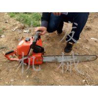 移栽树苗汽油铲头式 园林断根起树机
