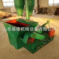 棉花杆粉碎机 振德牌 大型秸秆粉碎机 麦秸加工设备