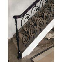 tz通州安装小区楼梯、别墅楼梯、精品楼梯、楼梯扶手