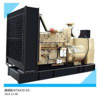 宝安500KW柴油发电机组租赁