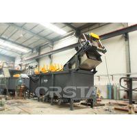 PP购物袋清洗生产线AL800 CRSTA供应编织袋处理机器