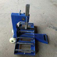 切手动气砖机建筑机械切加气砖机