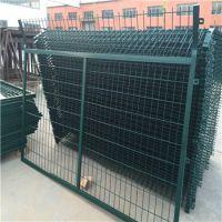 金属框架防护网 铁路安全防护栅栏网片