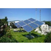 双轴跟踪式光伏太阳能支架加工厂家选山东三维钢构