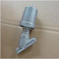 特价供应不锈钢角座阀   DN10焊接式气动角座阀