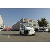 供应宝岛四轮电动巡逻车白色,48v,4kw杨氏电机YSQ-4,尺寸3035*1400*1800,