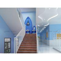 500平米早教中心装修费用大概需要多少?_幼教空间装修工程预算报价