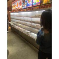 【火锅喷雾菜品柜】漯河市喷雾加湿功能菜品展示柜