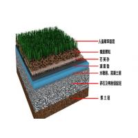 石家庄人造草坪足球场室外施工