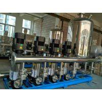 立式生活增压设备ZW(L) 机组消防泵