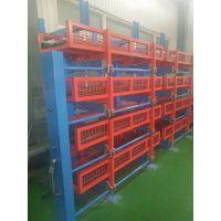 上海悬臂式货架定做 长货物仓库货架 非标设计制造