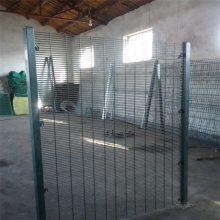 养殖防护栏 边坡防护网 围墙铁丝网