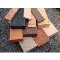 河南舒布洛克砖业供应优质页岩烧结砖、透水砖、生态广场路面砖、量大从优