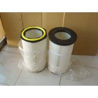 3290聚酯长纤滤纸铁盖式除尘滤芯生产厂家