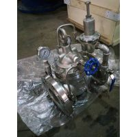 不锈钢多功能水泵控制阀