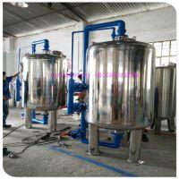 江门市水库水净化处理设备多介质机械过滤器清又清活性炭机械过滤器