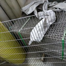304承重不锈钢网架|不锈钢防护支架|狗笼底专用不锈钢网片