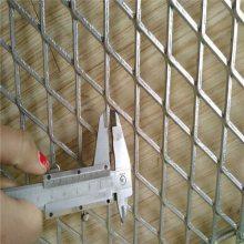 钢板网厂家现货重型钢板网片 野猪养殖防护菱形网