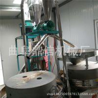 厂家直销优质全自动面粉石磨 自动上料面粉石磨