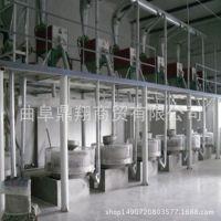 河南商丘玉米小麦面粉石磨作坊专用  大型商用杂粮面粉磨面机热销