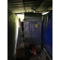 反应釜、夹层锅用蒸汽工业锅炉,宇益牌100公斤产气量的柴油锅炉
