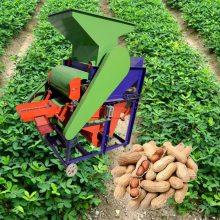 去皮干净的油坊花生米剥壳机 启航干湿两用型长果脱壳机 新鲜花生去壳机价格