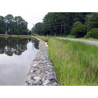 海南河口中小河流治理雷诺护垫,岸坡整治雷诺护垫,清淤疏浚雷诺护垫