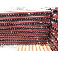重庆机制楼房排水用抗震柔性接口铸铁管、管件及附件齐全
