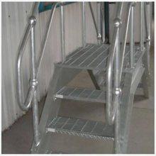 压焊钢格板 镀锌格栅板 钢格板平台