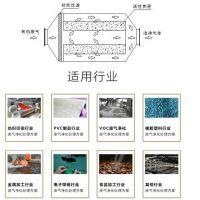 喷漆废气处理箱 活性炭吸附箱 活性炭废气环保箱