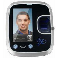 人脸识别消费系统人脸指纹刷卡一体机