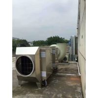 喷涂废气除臭设备 uv光氧催化设备 高能离子净化器