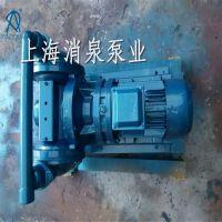 上海羽泉提供无负压供水设备铝合金四氟TYW22.36-54.10管道离心泵