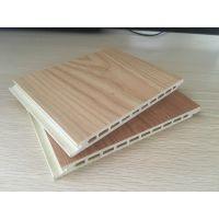 福建竹木纤维集成墙板厂家快装竹木纤维防水阻燃地板 环保墙板厂家免费加盟墙板配套阳角线
