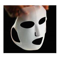 日本cosme大创硅胶保湿面膜罩防蒸发防脱落挂耳式面膜罩可订做