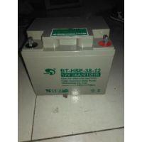 赛特铅酸蓄电池BT-HSE-70-12直流屏用赛特蓄电池12V70AH/10HR厂家授权代理商