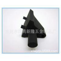 东莞 深圳铝型材挤压厂开模订做 皮轨配件 工业产品铝配件6061 6063 CNC高品质机加工