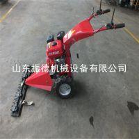 新型自走式割草机 园林专用除草机 多功能修剪割草机 振德牌