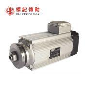 意大利型材锯电机 大功率型材切割机 HPE 10.5KW带夹盘切割电机