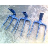 170mm加固型四齿耙 石子叉道渣镐 铁路四齿耙铁路工具厂家直销