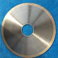 切氧化铝陶瓷氧化锆陶瓷金刚石锯片 青铜结合剂烧结金刚石切割片厂家定制