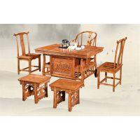 中式茶道桌带给你领略茶文化的精髓