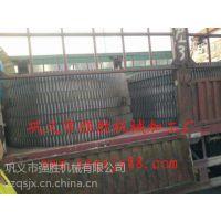 专业生产优质铸钢烘干机大齿轮(大齿圈)