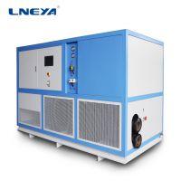 大放热量控温精度高螺杆式冷冻机组的工作原理