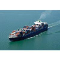 威海拼箱海运到蒙特利尔直达船 青岛港出口渔具
