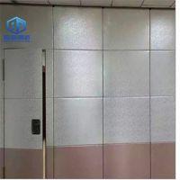 广西南宁热卖酒店活动墙隔断 布软包屏风 隔音遮光 厂家直销