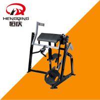 恒庆健身器材HQ-3018悍马系列 二头肌训练器 运动力量健身器械 商用室内健身器材