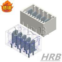 RAST5.0 IDC刺破 板对线连接器 大电流可用于壁挂炉 M9409系列