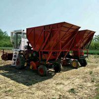山东青贮收割机厂家 玉米秸秆收获机 家用小型铡草机